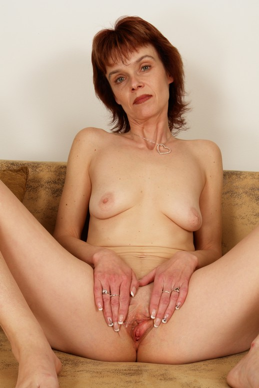 Hot old slut