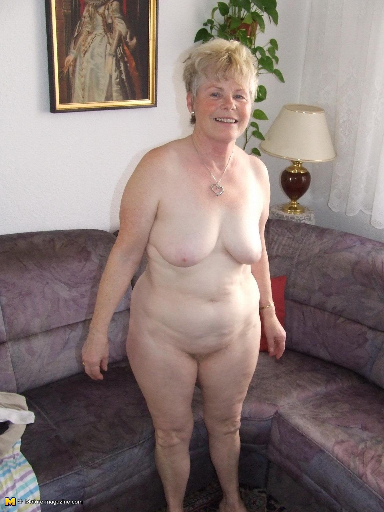Mature woman naughty