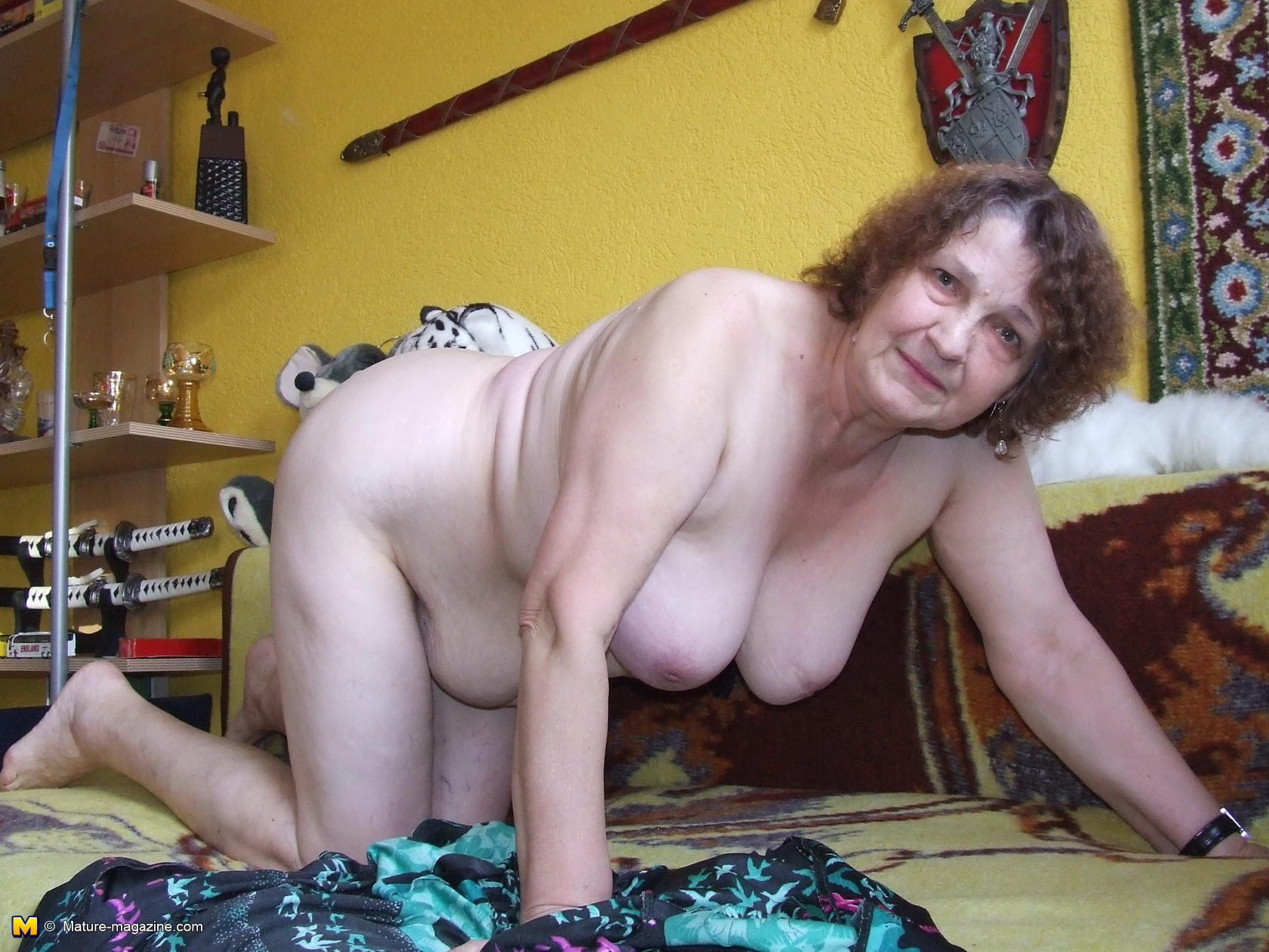 Old old woman porn