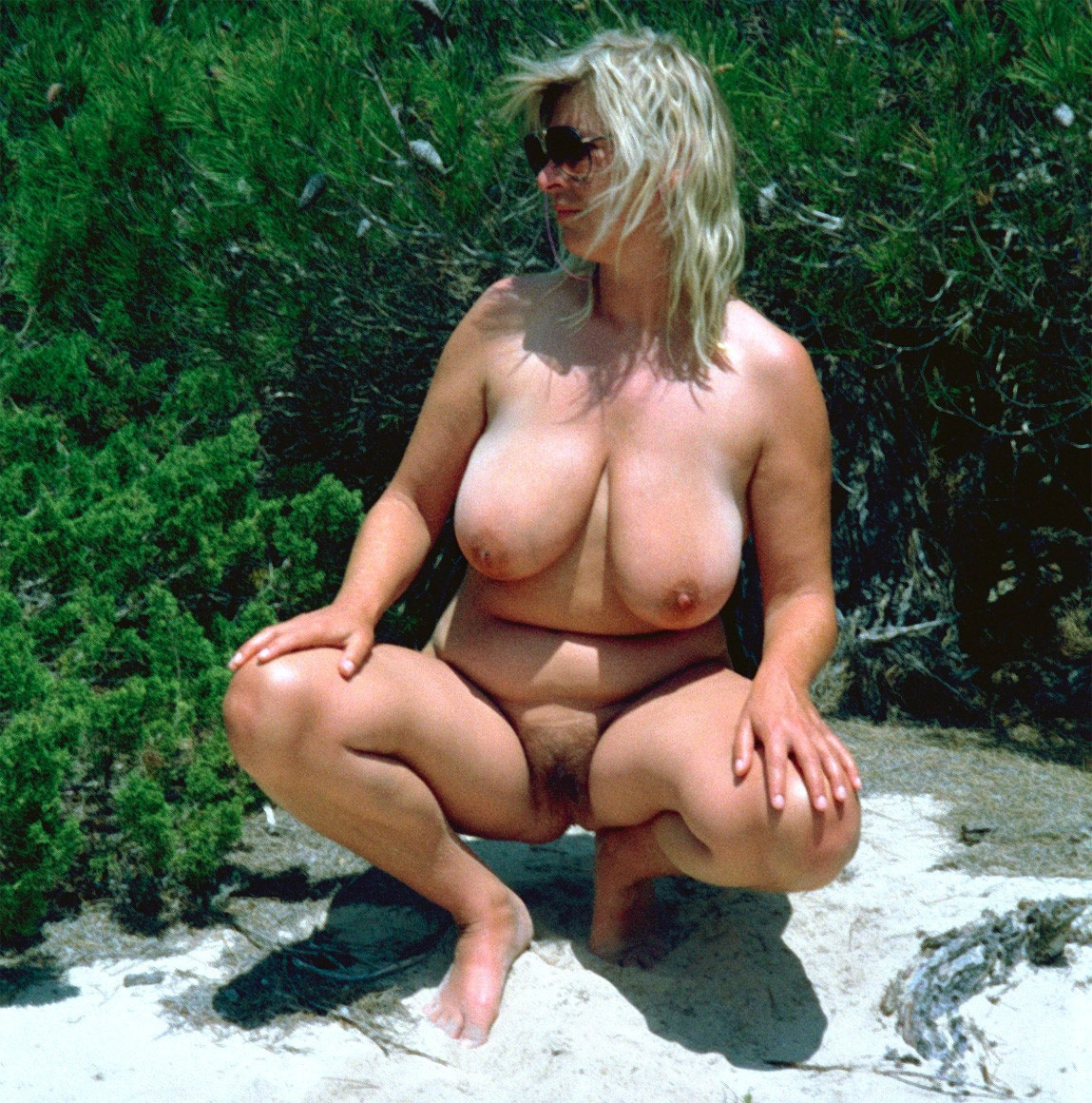 Clips natural bare boobs clips