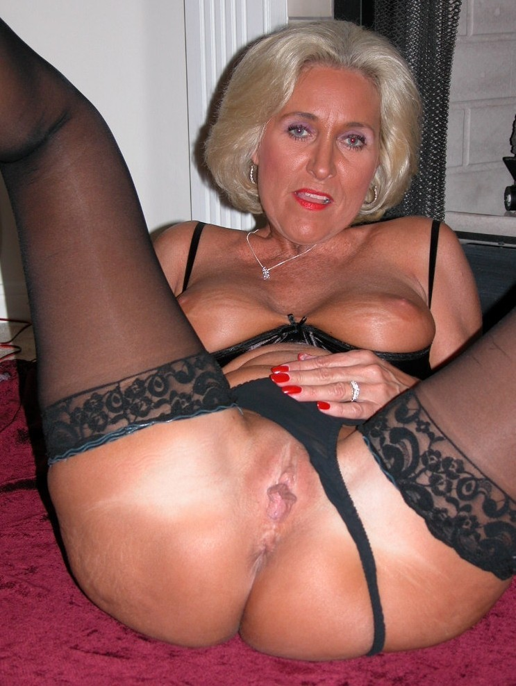 Not very Older naked milf